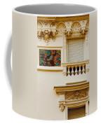 Mosaic In Nice France Coffee Mug