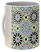 Mosaic Pavement In The Dressing Room Of The Sultana Coffee Mug