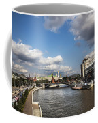 Moscow River - Russia Coffee Mug