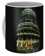 Moscow Skyscraper Night Coffee Mug
