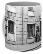 Moscow Street Vendor 2 Coffee Mug