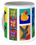 Moses Collage Coffee Mug