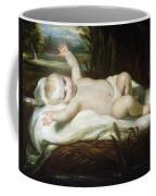 Moses In The Bullrushes Coffee Mug