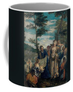 Moses Saved From The Waters Coffee Mug
