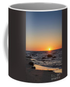 Moshup Beach Sunrise Coffee Mug