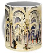 Mosque At Cordoba, From Sketches Coffee Mug