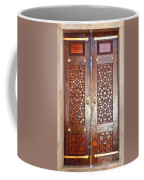 Mosque Doors 03 Coffee Mug