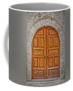 Mosque Doors 06 Coffee Mug