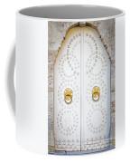 Mosque Doors 14 Coffee Mug