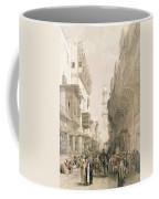 Mosque El Mooristan, Cairo, From Egypt Coffee Mug
