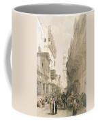 Mosque El Mooristan Coffee Mug by David Roberts