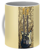 Mosrite Joe Maphis Double-neck Guitar  Coffee Mug