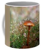 Moss Bokeh Coffee Mug