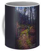 Moss Covered Path Coffee Mug