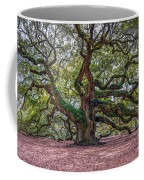 Moss Draped Limbs Coffee Mug