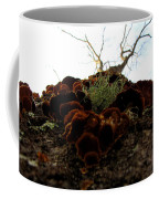 Moss In Fungus Coffee Mug