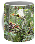 Moss Rock 3 Coffee Mug