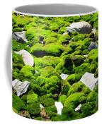 Mosscape Coffee Mug
