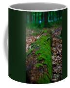 Mossy Log Coffee Mug