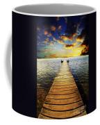 Mossy Point Bridge Coffee Mug