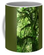 Mossy Tree Coffee Mug by Athena Mckinzie