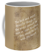 Most Beautiful Three Coffee Mug