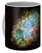 Most Detailed Image Of The Crab Nebula Coffee Mug