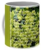 Most Powerful Prayer With Ladies Mantle Coffee Mug