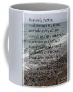 Most Powerful Prayer With Seascape Coffee Mug