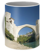 Mostar Bridge In Bosnia Coffee Mug