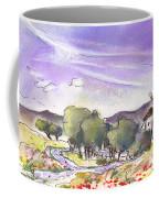 Mota Del Cuervo 04 Coffee Mug