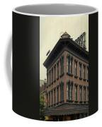 Motel Facade Coffee Mug