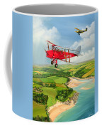 Mothecombe Moths Coffee Mug