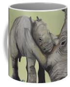 Mother And Baby 1 Coffee Mug