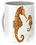 Mother And Baby Seahorse Coffee Mug