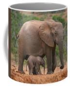 Mother And Calf Coffee Mug