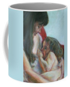 Mother And Child - Detail Coffee Mug