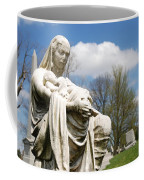 Mother And Children Coffee Mug by Jennifer Ancker