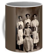 Mother And Daughters Coffee Mug