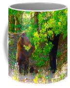 Mother Bear And Cub Coffee Mug