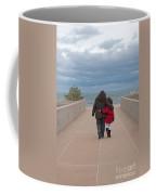 Mother Daughter Moment Coffee Mug