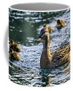 Mother Duck Coffee Mug