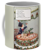 Mother Goose: Jack Horner Coffee Mug