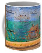 City Mural - Mother Mary Coffee Mug