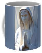 Mother Mary Statue Coffee Mug
