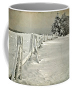 Mother Nature's Christmas Tree Coffee Mug