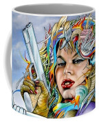 Mother Nature's Dark Side Coffee Mug