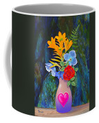 Mothers Day Bouquet Coffee Mug