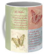 Mothers Day Butterfly Coffee Mug