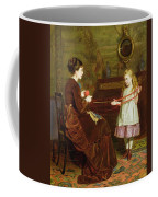 Mothers Little Helper Coffee Mug